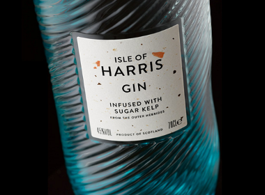 HARRIS杜松子酒包装设计