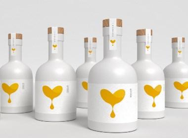 黄酒品牌包装设计/直白品牌设计