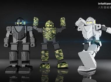 编程机器人丨服务机器人