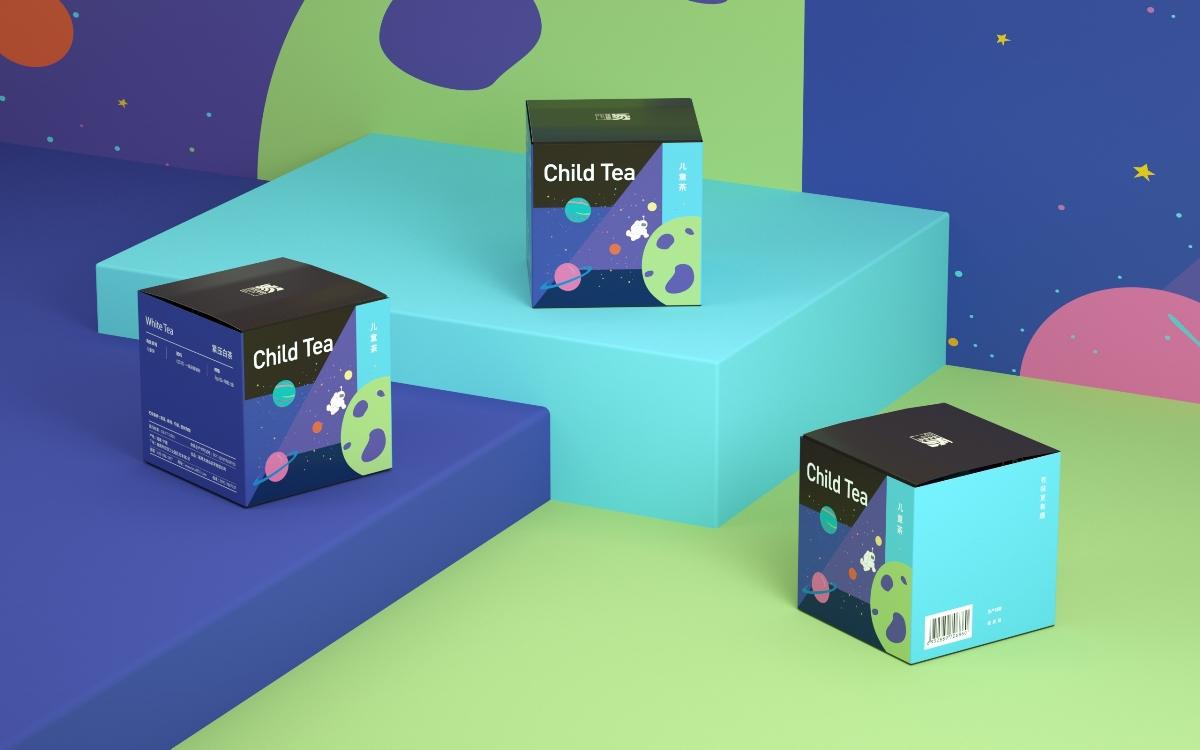 《 LIDA TEA 》茶叶品牌包装设计系列
