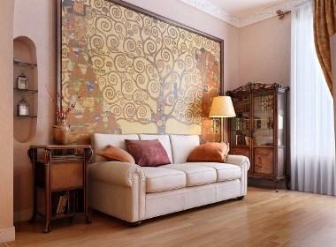 筑品天工® 装饰  一套东南亚风格的异国风情设计方案
