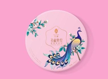 孔雀来仪-酵素口服液包装设计-【深圳圣智扬包装设计案例】