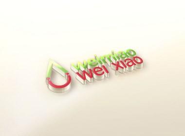 logo设计-weimiaoweixiao