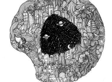 西瓜视频  概念插画