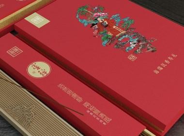 海南海瑞沉香寿礼系列旅游文创产品设计