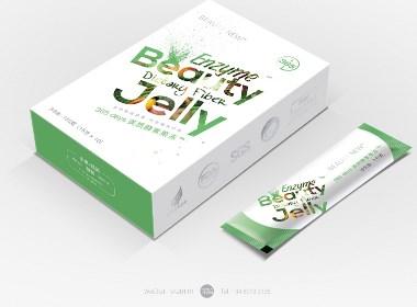 一款清爽健康的包装设计