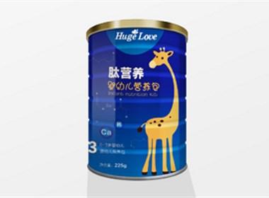 肽营养婴幼儿营养包装设计