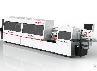 机械设备升级 现代全新的全自动封边机设计