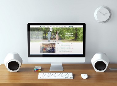 【Morse design】西安鑫龙物业管理有限公司官网设计