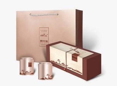 天得利项目案例 | 徽农优品-西山焦枣礼盒包装设计