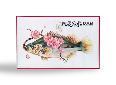 天得利项目案例 | 超港食品臭鳜鱼礼盒定制