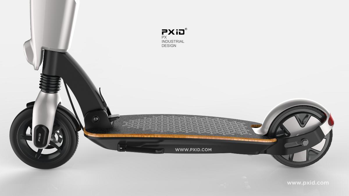 8寸滑板车