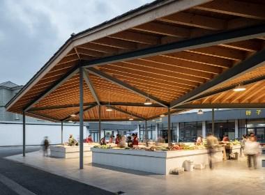 成都农贸市场设计/成都生鲜超市规划/成都菜市场设计公司