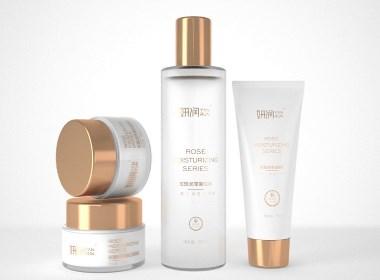 包装设计 化妆品包装设计 护肤品包装设计 化妆品系列包装设计  | 广州领秀原创作品