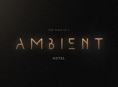 Ambient Hotel 酒店品牌设计