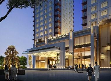 成都酒店装修丨成都精品酒店设计丨酒店装修-万兴都国际酒店