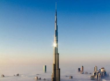 迪拜哈利法塔顶层会所