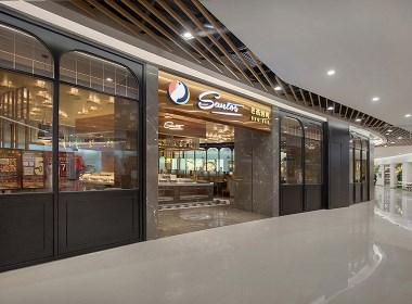 SANTOS圣多斯|精致时尚的烤肉店设计
