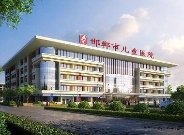 医院设计丨医院装修丨儿童医院装修-邯郸儿童医院