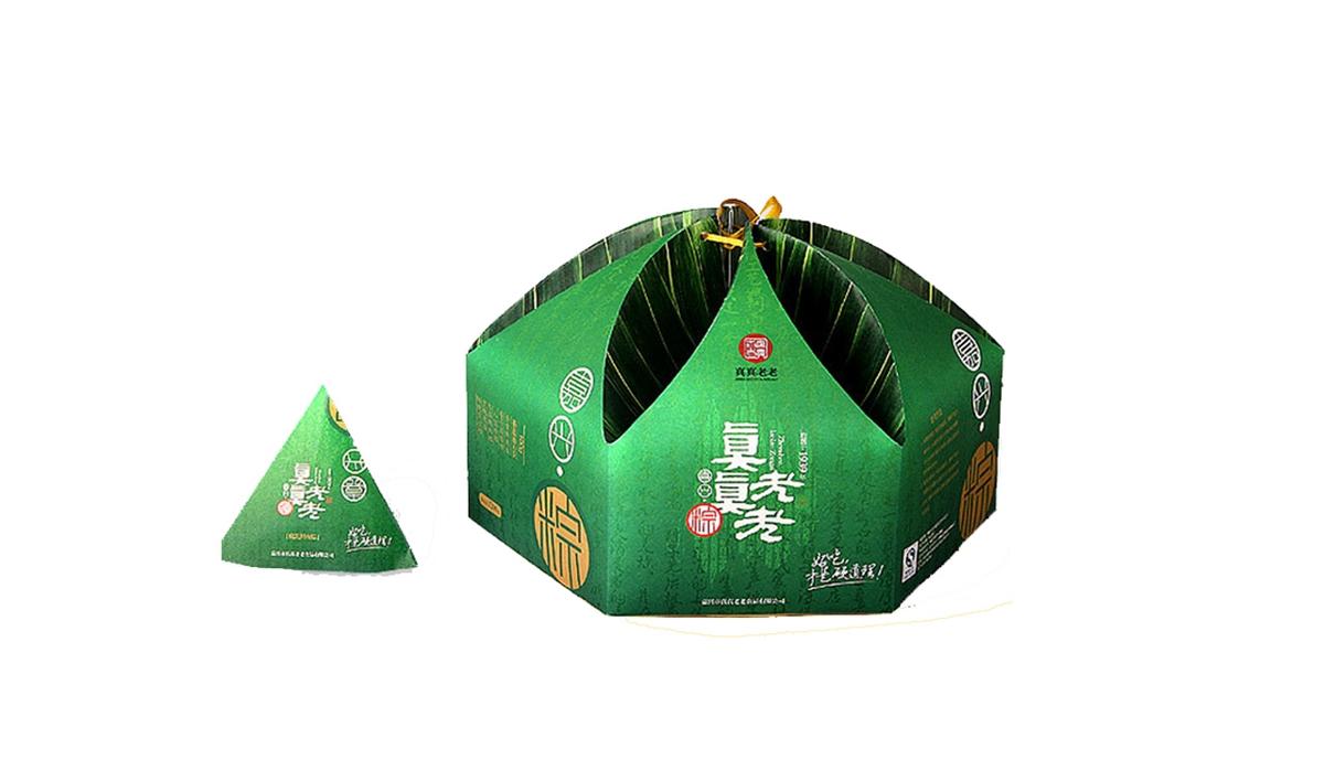 """食品包装设计粽子的""""江湖""""又燥起来了"""