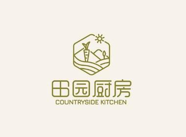 田园厨房品牌形象设计