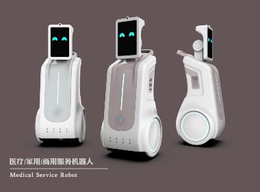 医疗机器人丨商用机器人丨各类服务机器人丨拥有专业机器人多年设计经验输入行较早