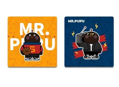 贰想|品牌形象设计-MR.PUPU