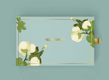 申朵毛巾品牌全案设计-青柚设计原创作品