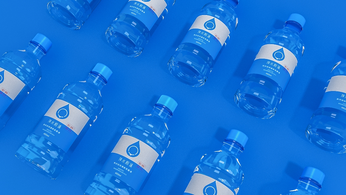 矿泉水品牌包装设计