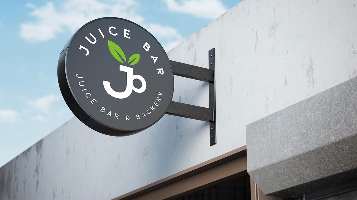 JUICE BAR品牌视觉形象设计|摩尼视觉原创