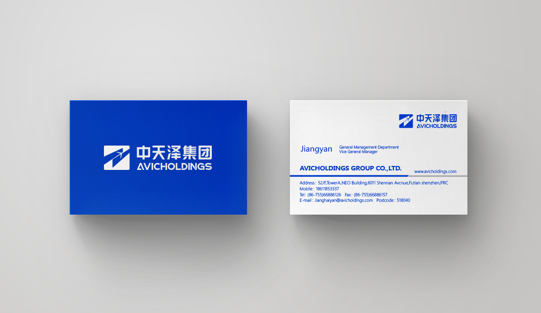 中天泽集团VI设计