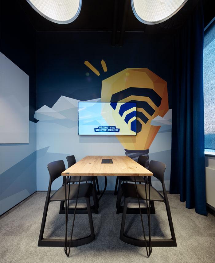 IT公司前卫自由的办公空间 - 筑品天工