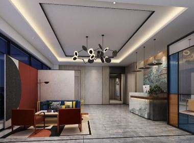智能年轻时尚化的四川合江亭主题酒店设计