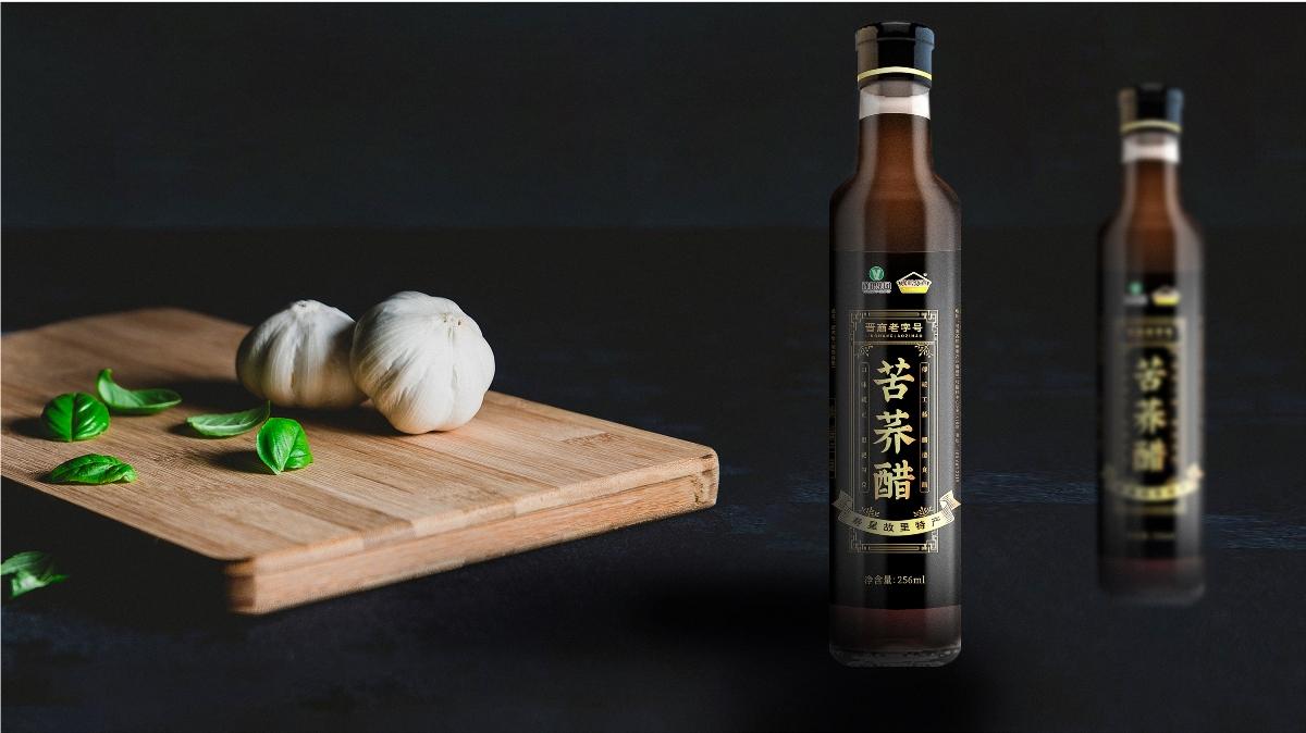 食用醋 品牌包装设计