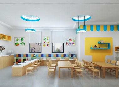 幼儿园装修设计-幼儿园风格定位-帝森装饰