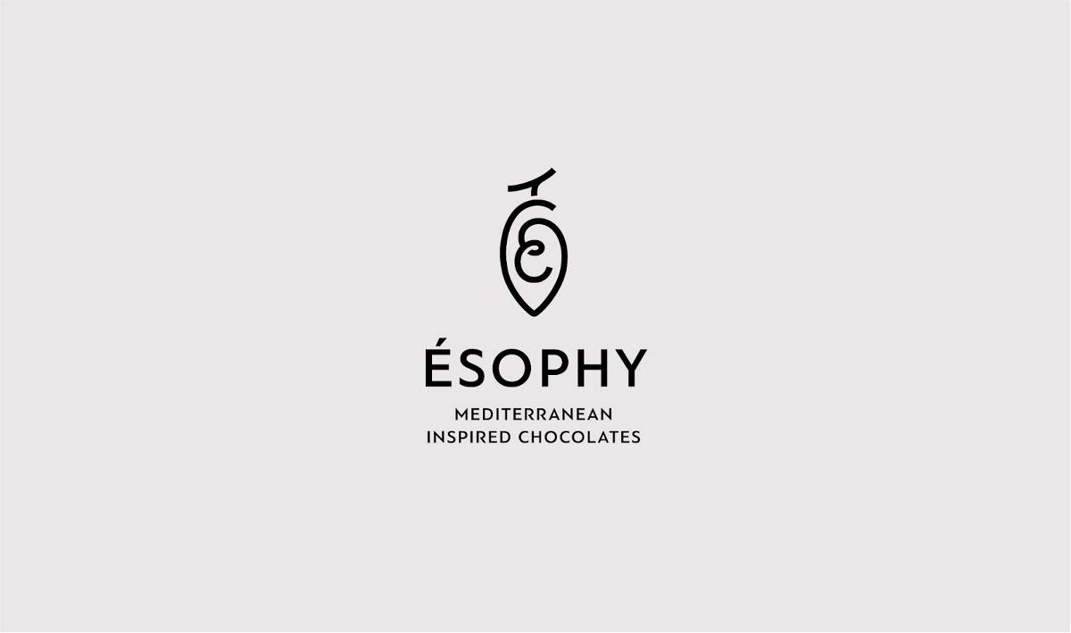 éSOPHY巧克力包裝