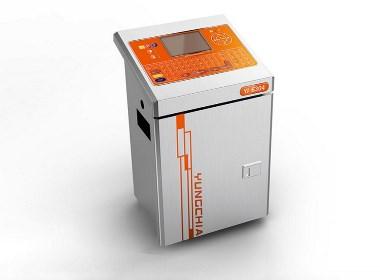 高效节能,简洁人机的丝印机设计