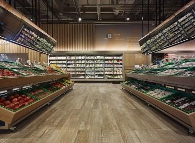 成都超市设计/成都超市设计公司/成都超市装修设计
