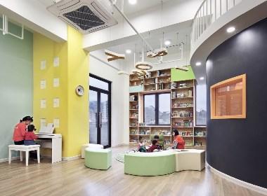 【集合设计】海岛上的花园式早托中心   In&Joy因乐国际儿童成长中心