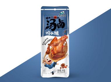 【知行品牌策划】汤卤--肉制品