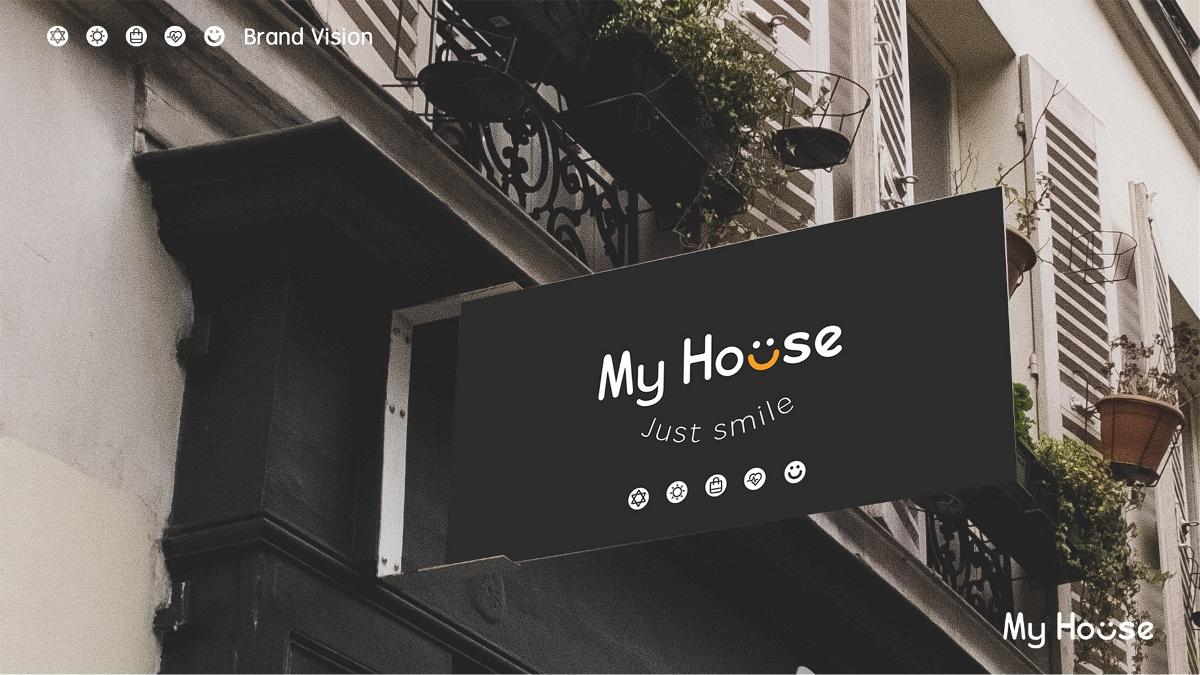 <My House>品牌设计