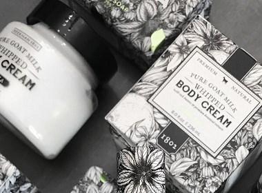 Beekman 1802品牌香水包装设计