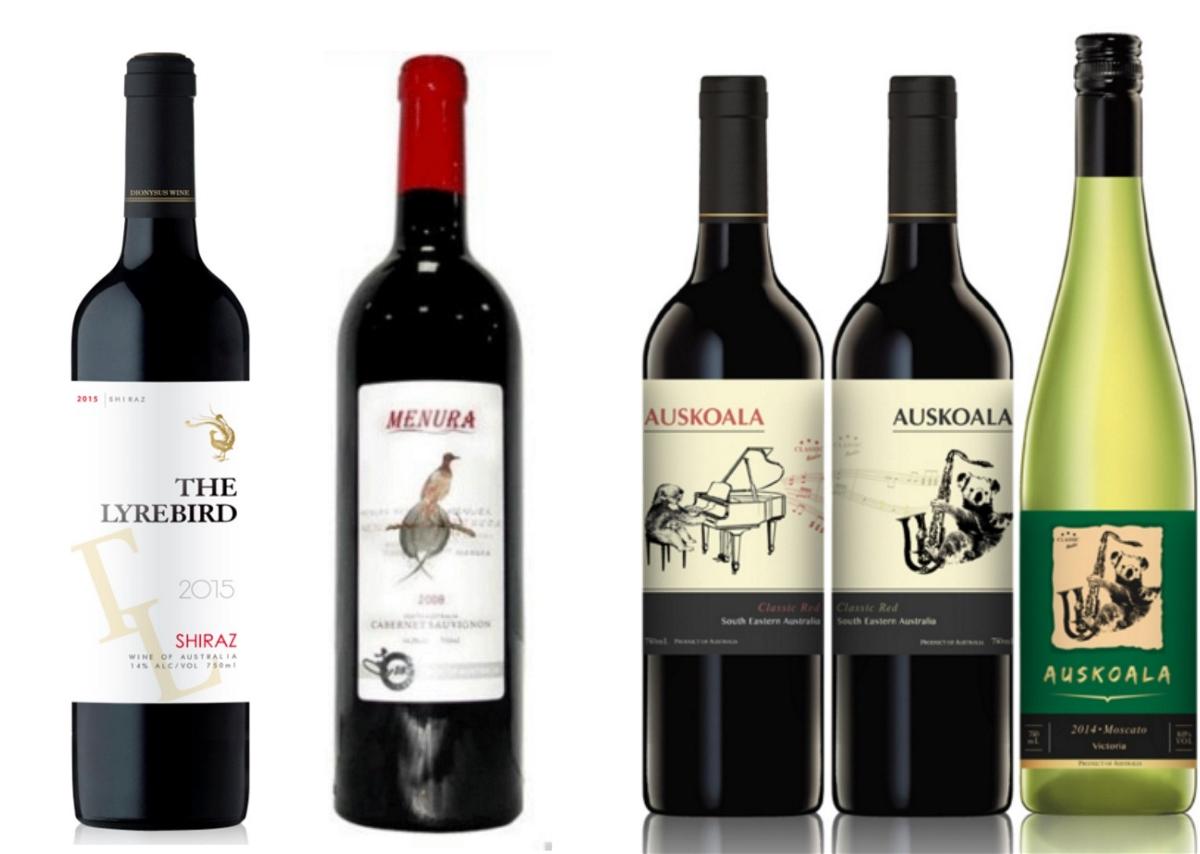 来自大洋彼岸澳琴庄红酒品牌全案开发设计(下)古一设计原创作品