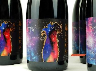 來自大洋彼岸澳琴莊紅酒品牌全案開發設計(下)古一設計原創作品