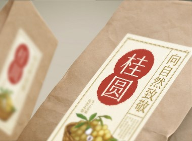 山珍 農產品包裝設計