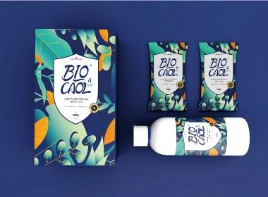 「 德樸生物科技有機肥 」 品牌包裝設計