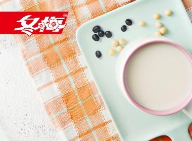 百納案例鑒賞 | 冬梅 · 早晚豆漿主題式包裝設計案例