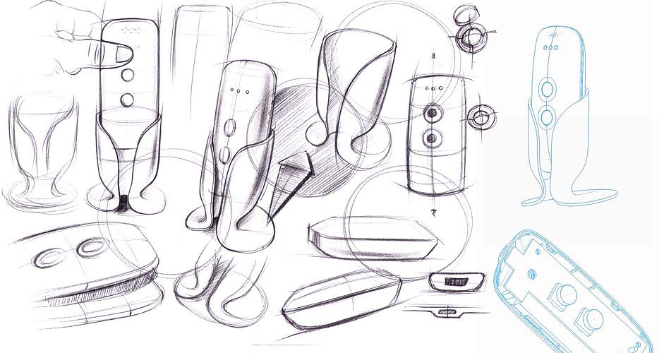 呼叫器设计开发结果