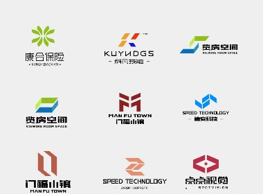 简约logo