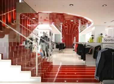 后现代 新概念商铺设计 - 筑品天工